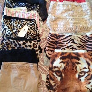 NEW Victoria's Secret Panties Bundle 12 Pair M